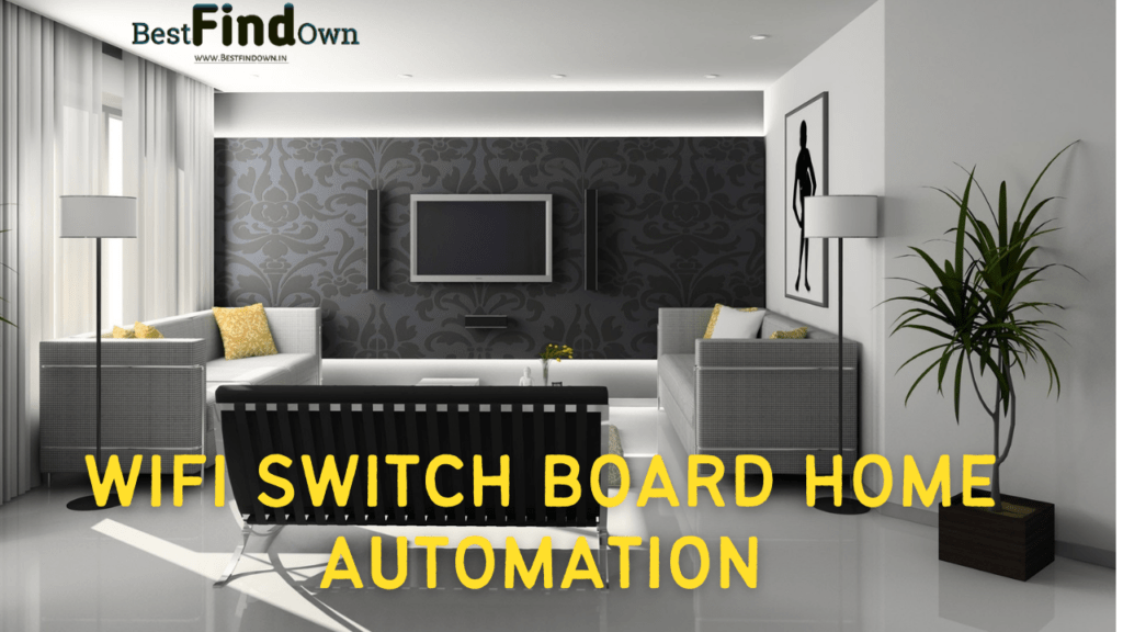 Wifi Switch Board Home Automation India 2021